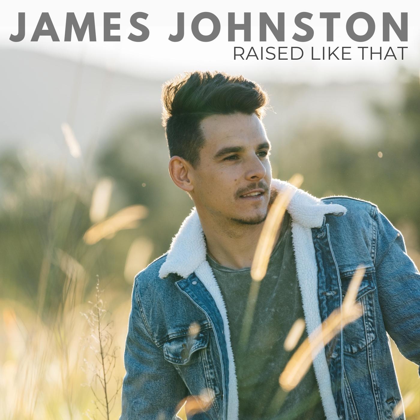 James Johnston Raised like that